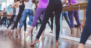 Alles wat je moet weten voor je eerste ballet barre workout les