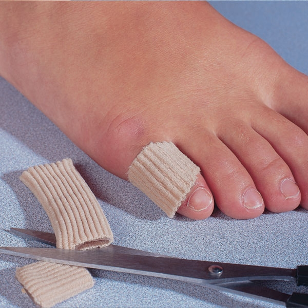Bunheads jelly toes teenbeschermer voor spitzen