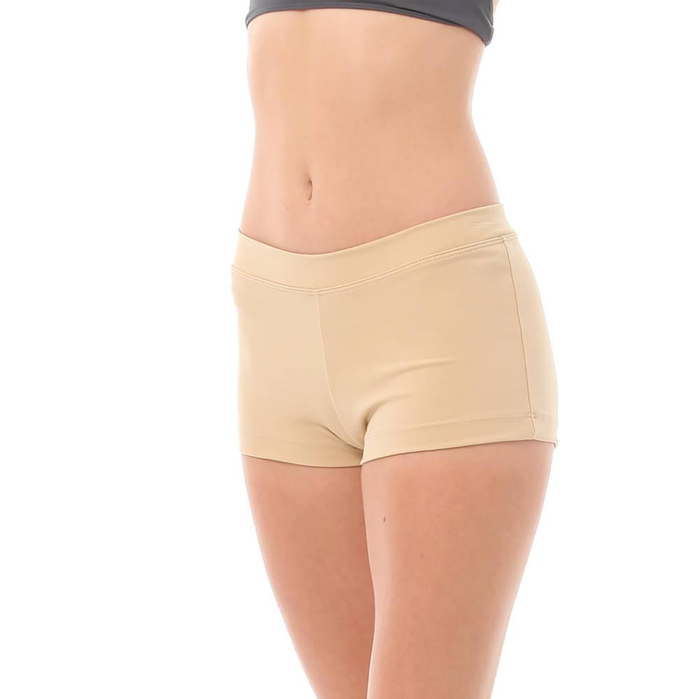 Capezio tb113 shorts voor ritmische gymnastiek