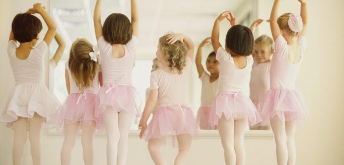 Balletpakjes meisjes balletkleding