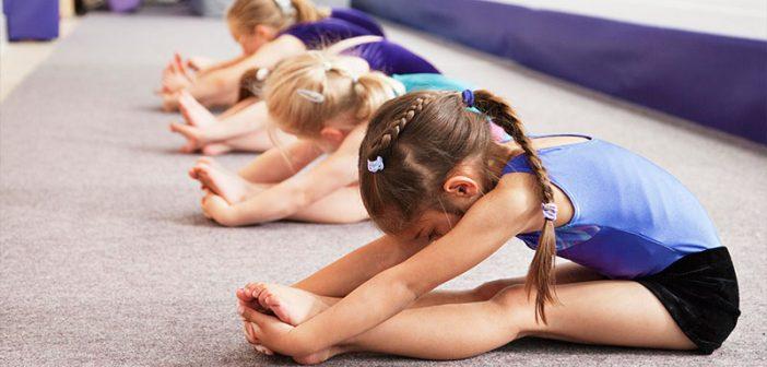 Ritmische gymnastiek kleding