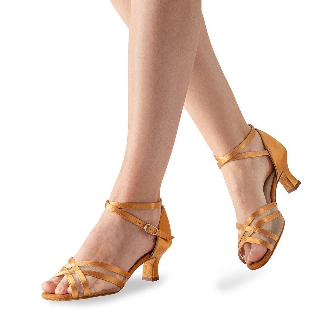 Anna Kern 540-50 dansschoenen voor salsa, latin