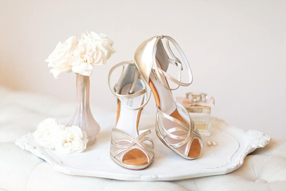 Anna Kern trouwschoenen