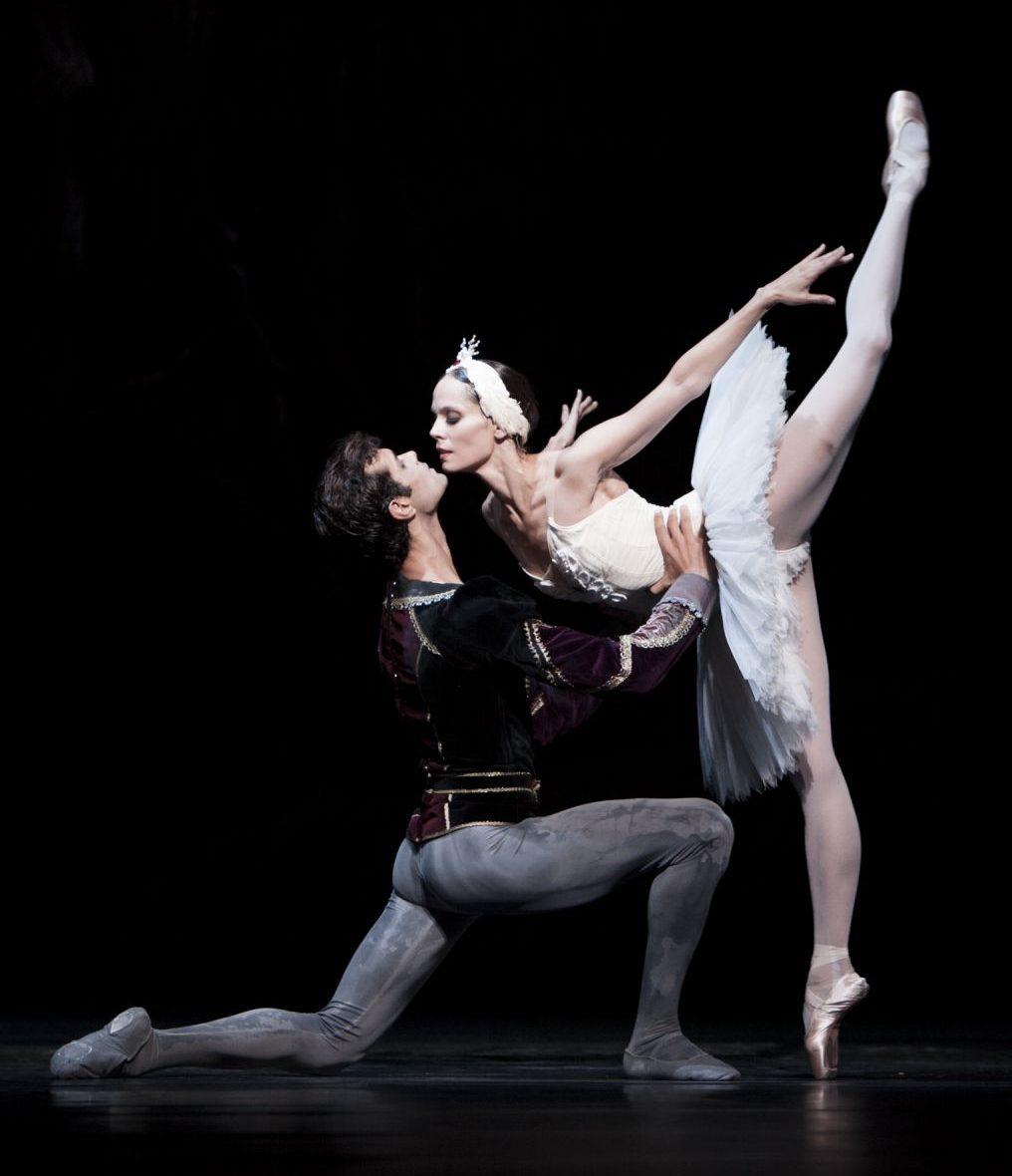 Pas de deux het nationale ballet