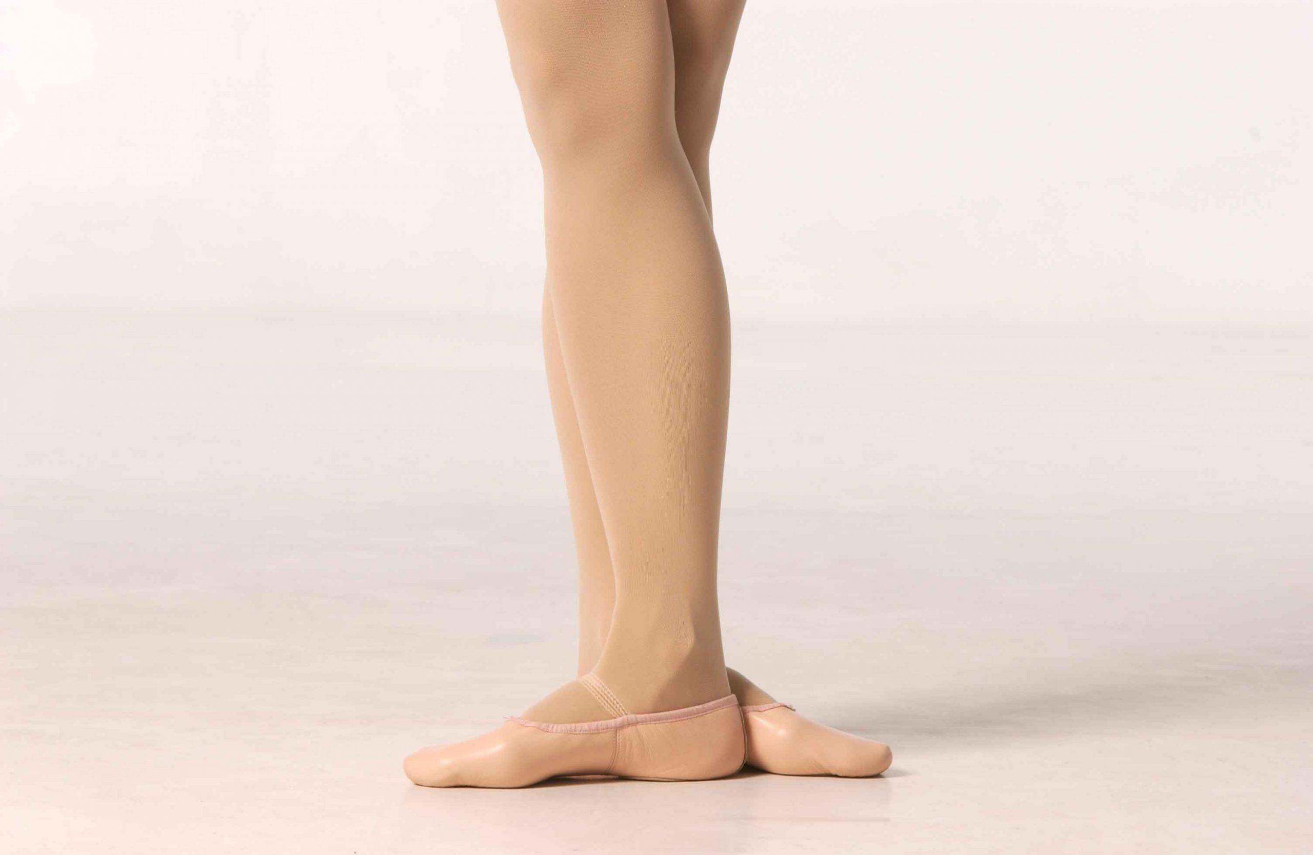 Klassiek ballet derde voetposities