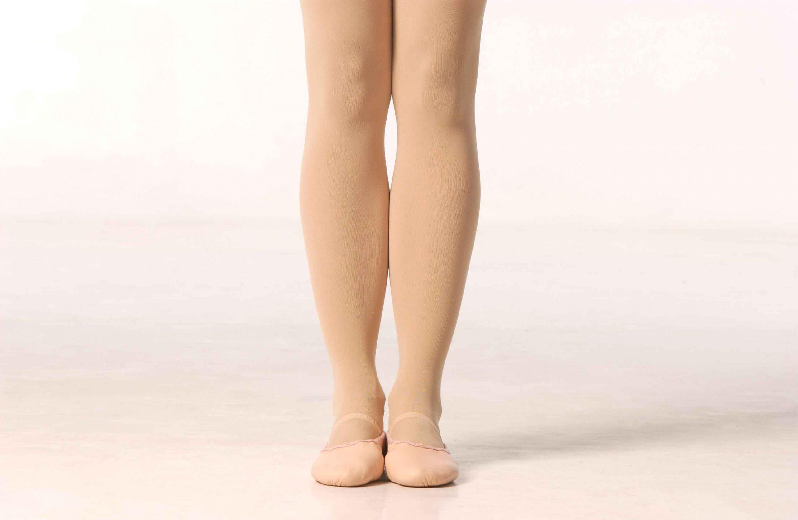 ballet parallel positie
