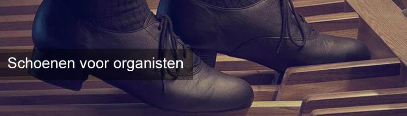 orgel schoenen voor organisten