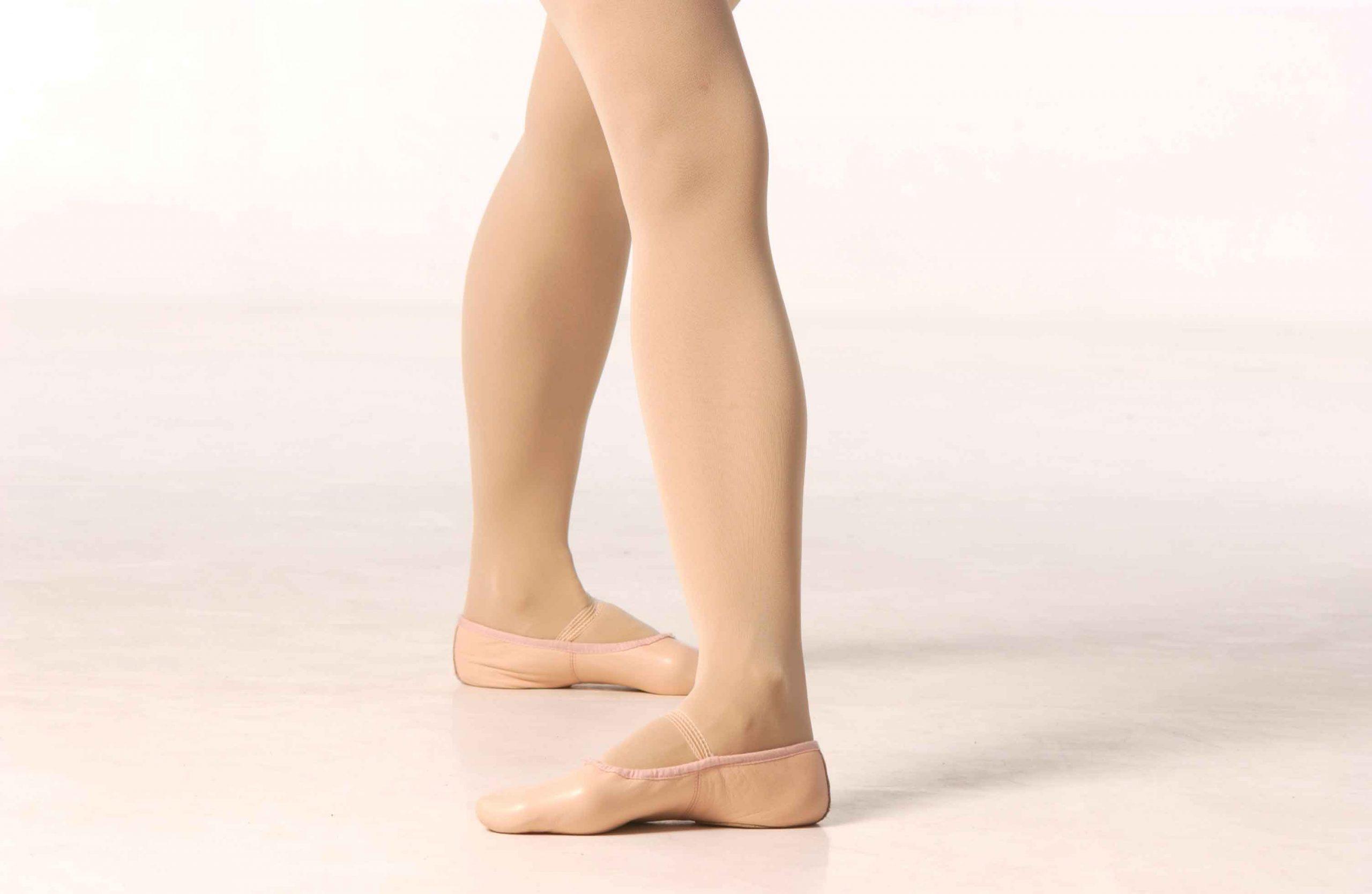 Vierde voetposities ballet