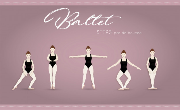 ballet pas de bourree