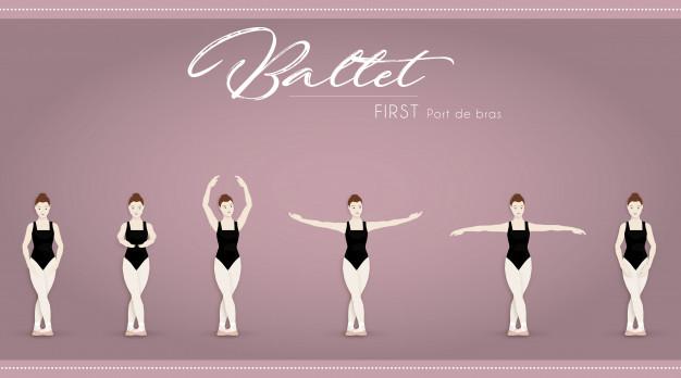 ballettermen port de bras