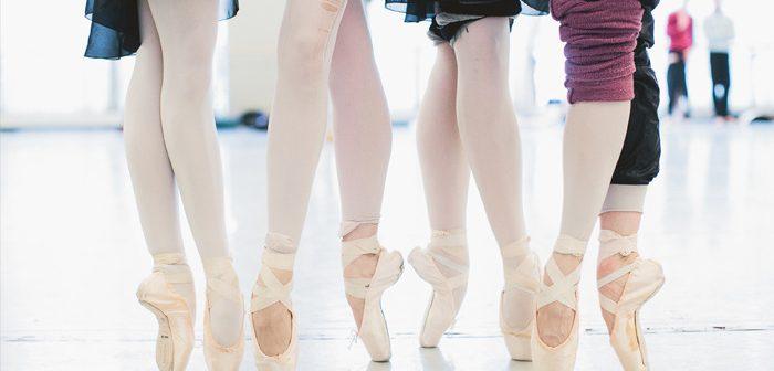 Waarom dragen we een balletpanty tijdens de balletles?