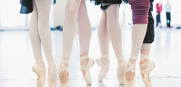 balletpanty's spitzen
