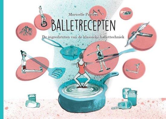 balletrecepten maricelle peeters dansboeken