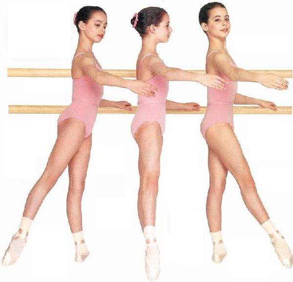 battement tendu ballettermen