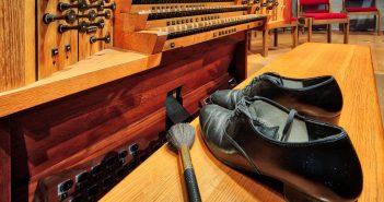 orgelschoenen onderhouden