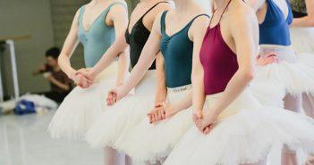 verschillende soorten balletpakjes