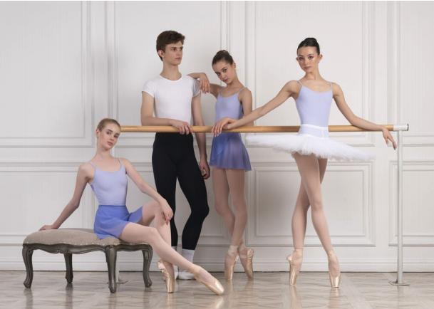 Back to School Grishko Dans kledingvoorschriften