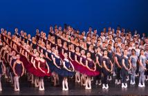 Balletopleiding voorstelling