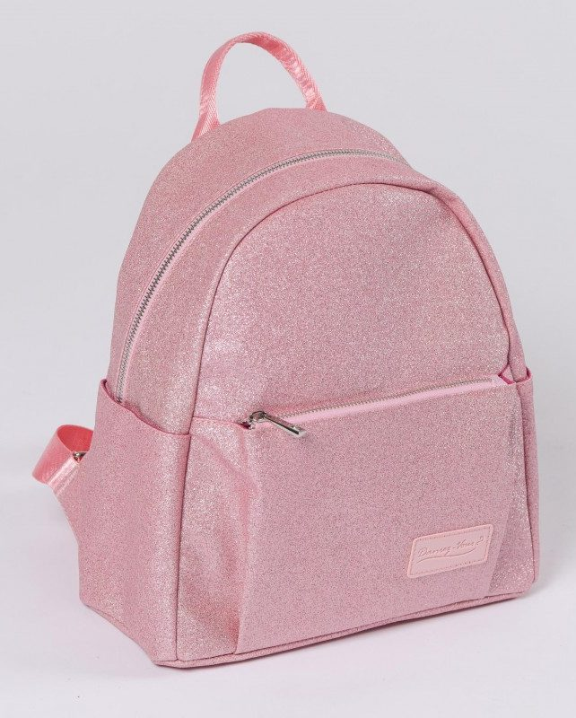Dansez-vous bubly rugzak roze glitters