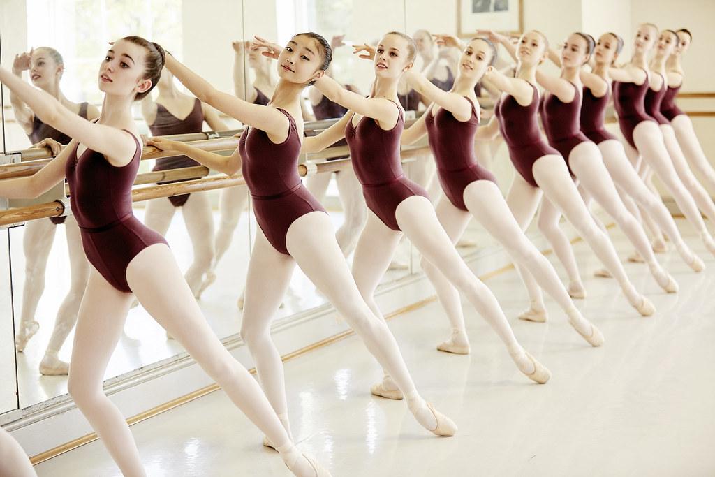 royal ballet school danskleding voorschriften