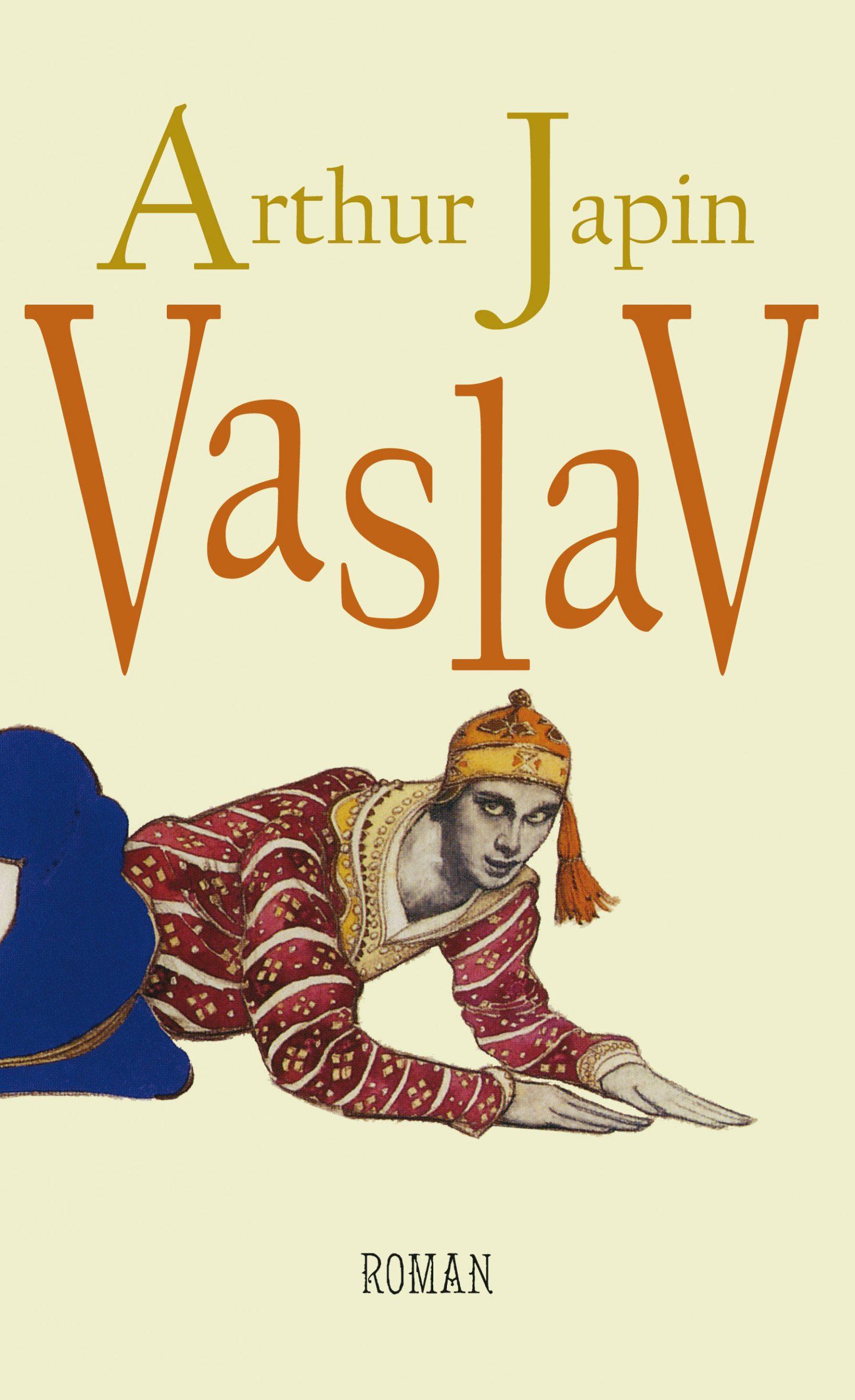 boeken over dans vaslav