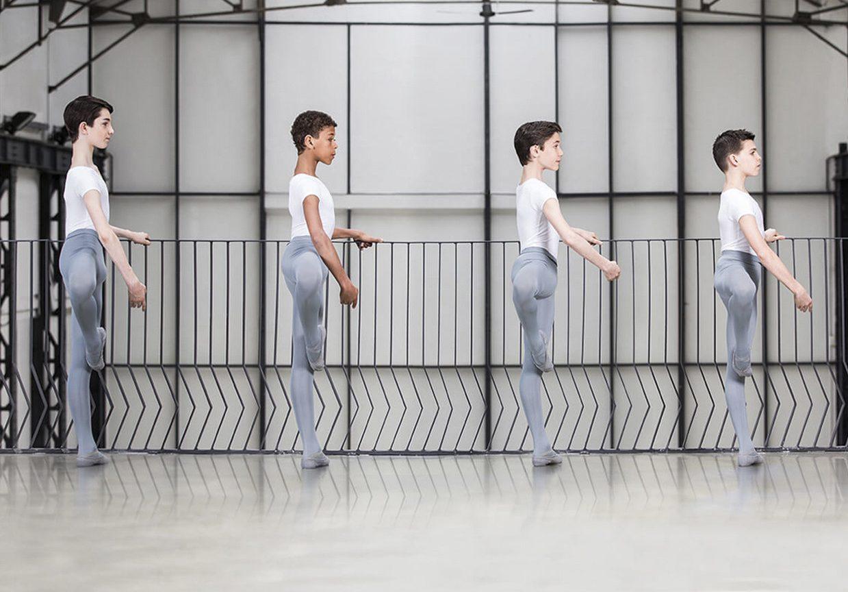 wear moi balletkleding danskleding jongens