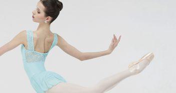 luxe balletpakje voor dames