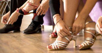 perfecte dansschoenen passen voor het nieuwe dansseizoen