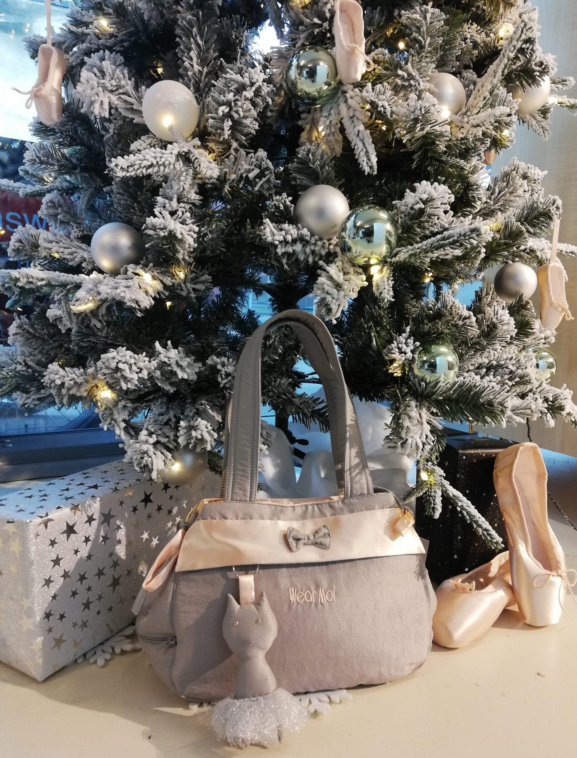 Ballet tas Wear Moi kerstboom