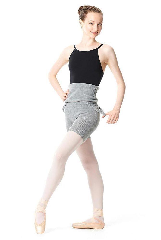 LUB601 lulli dancewear unitard kort