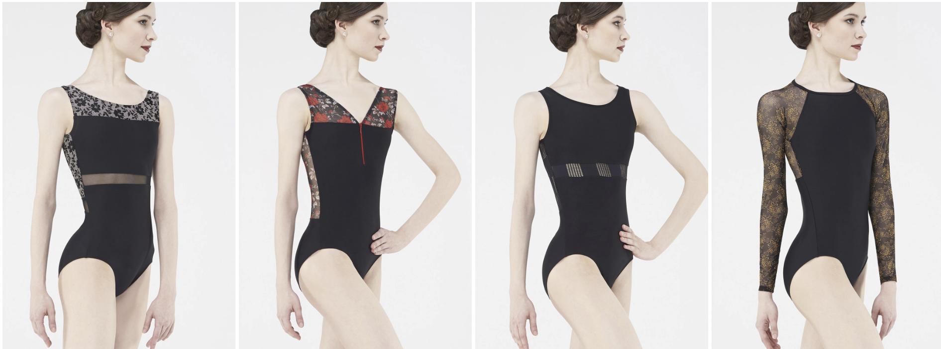 Wear Moi luxe balletpakjes voor dames