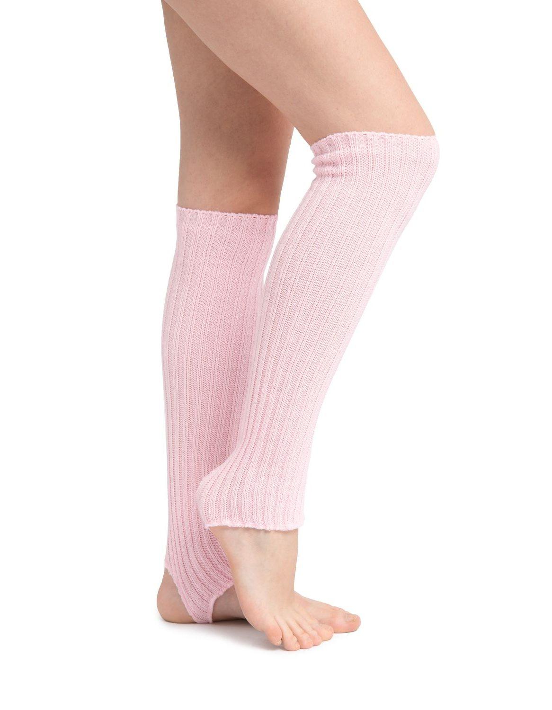 rumpf 1121 roze beenwarmers 60 cm voor warm-ups