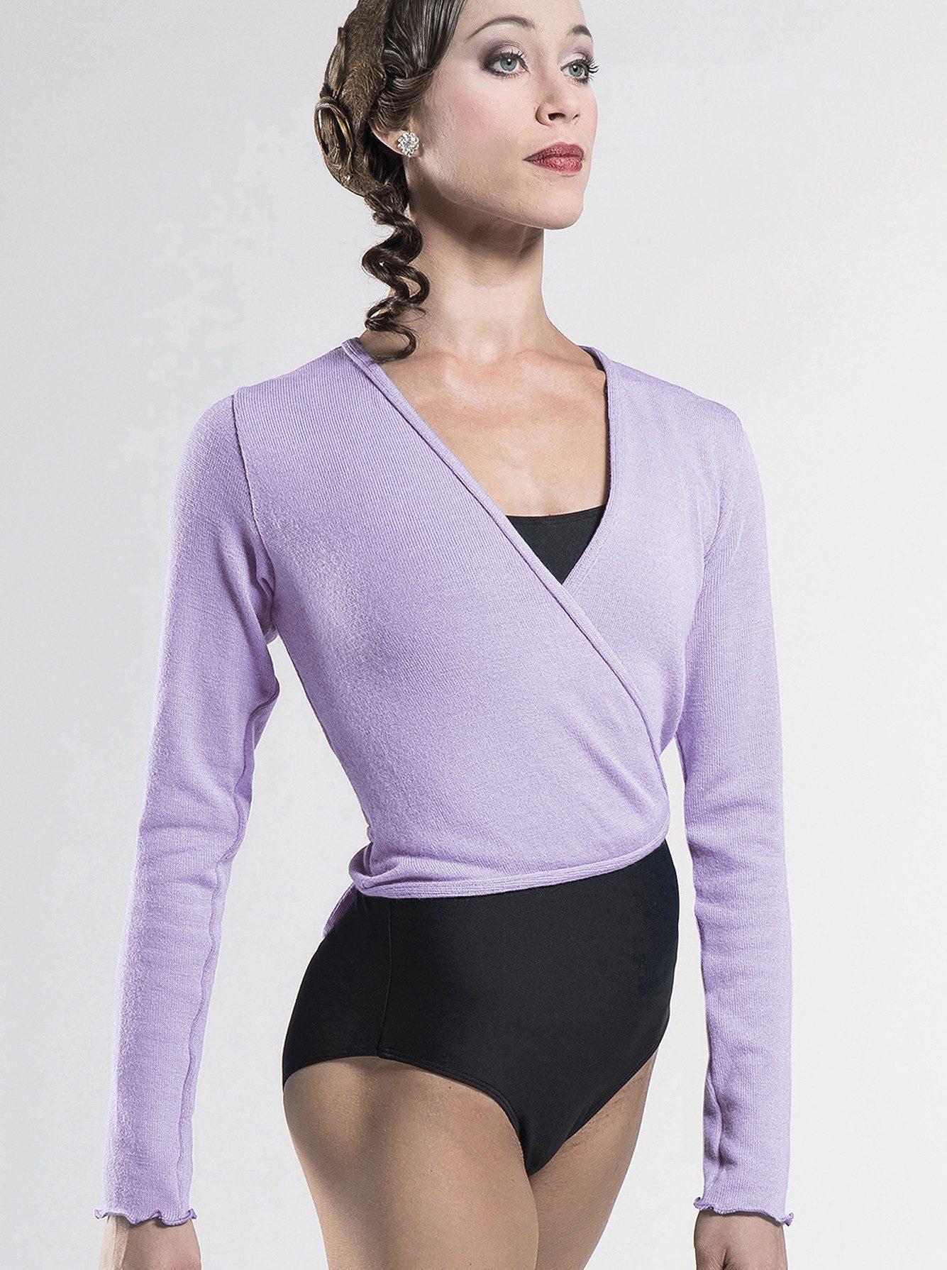 wear moi carmen wikkelvest ballet voor dames