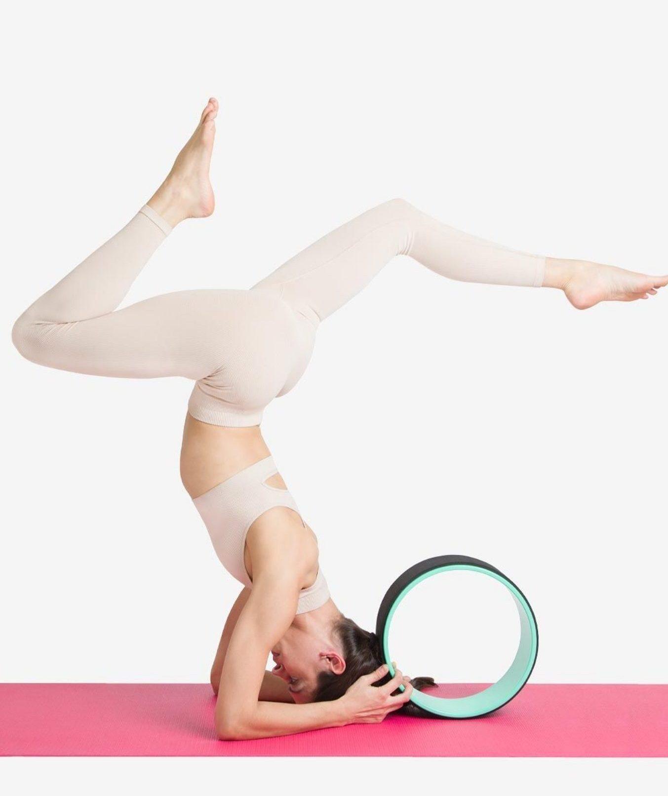 Capezio Yoga Wiel van bunheads