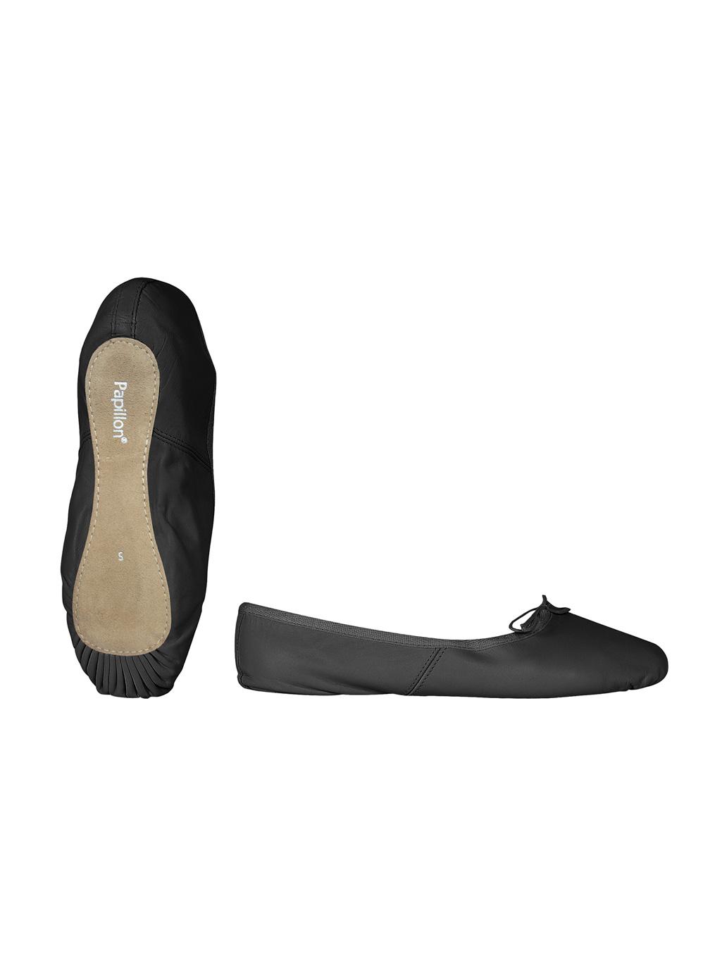 PK1000 zwarte balletschoenen in de uitverkoop