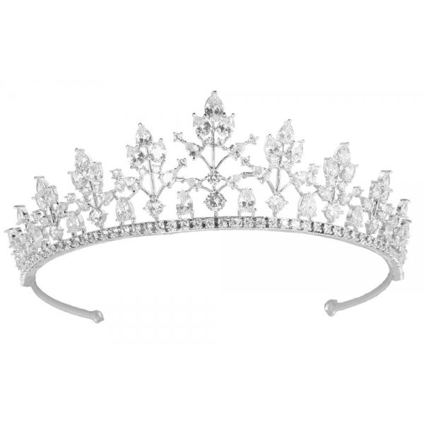 alista 25038 ballet tiara met strass haaraccessoires