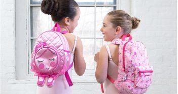 capezio kinder ballettas voor de balletles roze