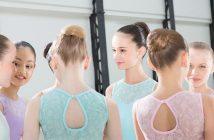 wear moi balletknot haaraccessoires balletpakje