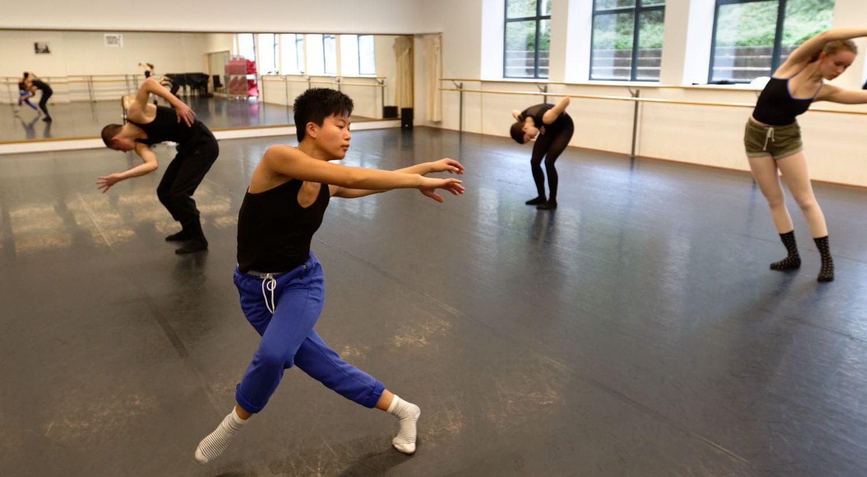 artez vooropleiding dans
