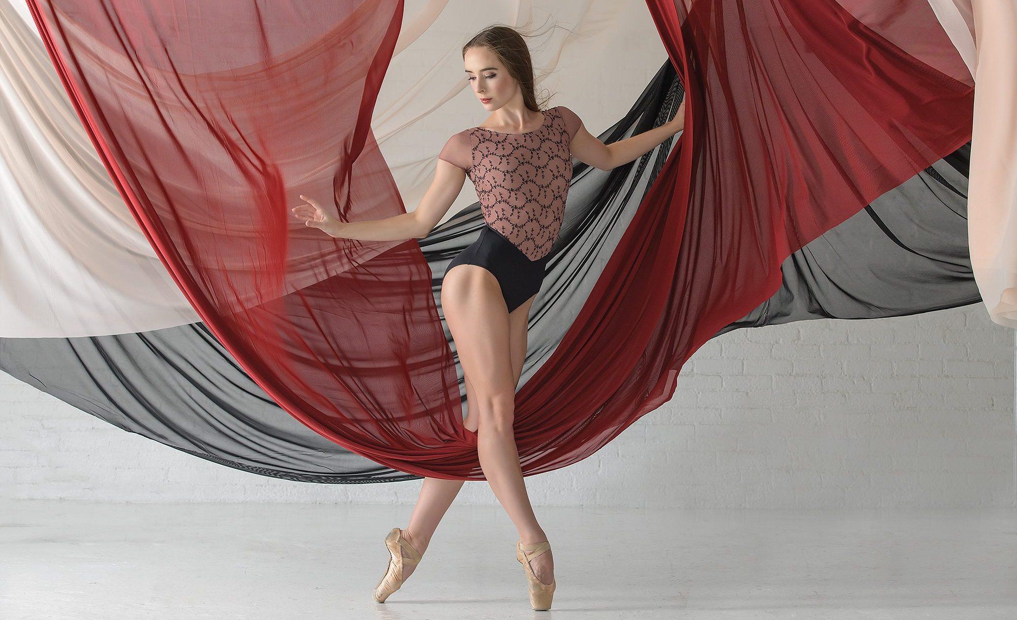 ballet rosa coralie toffee balletpakje voor volwassenen