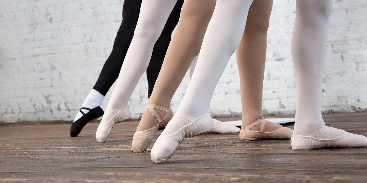 balletschoenen voor kinderen en volwassenen bloch