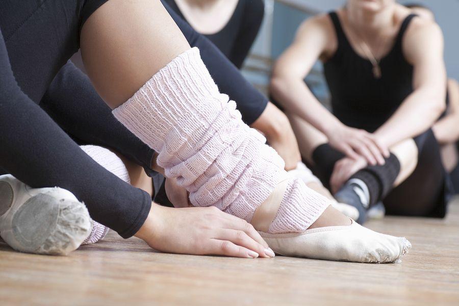 beenwarmers balletkleding