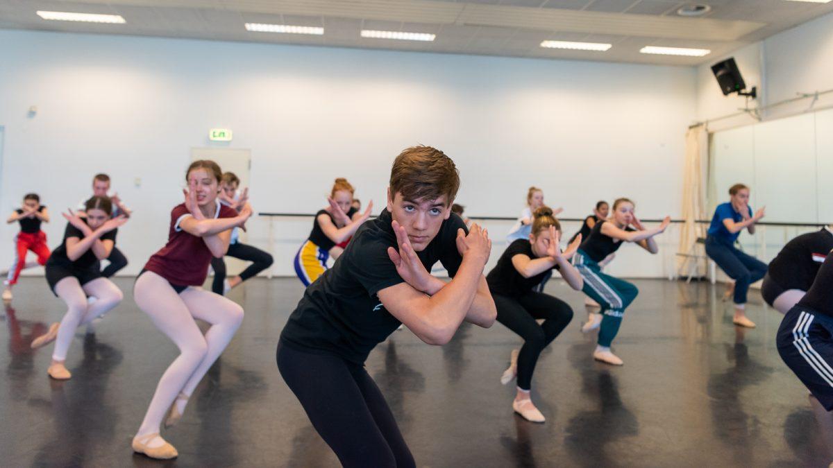 codarts vooropleidingen dans