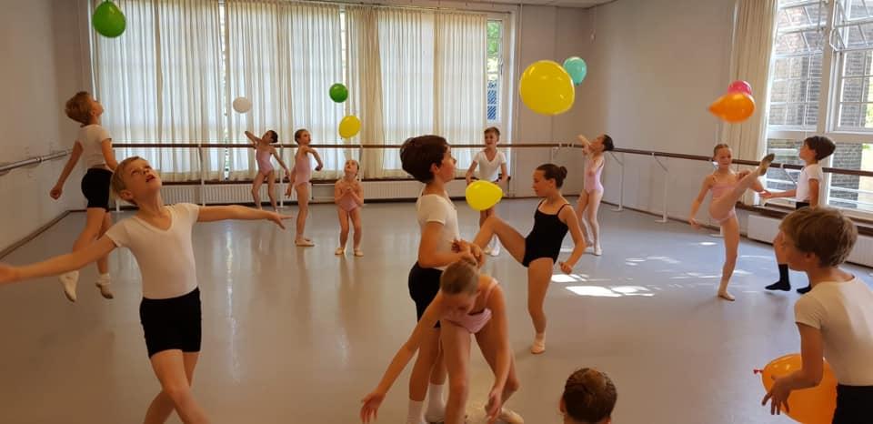 dansvak vooropleidingen