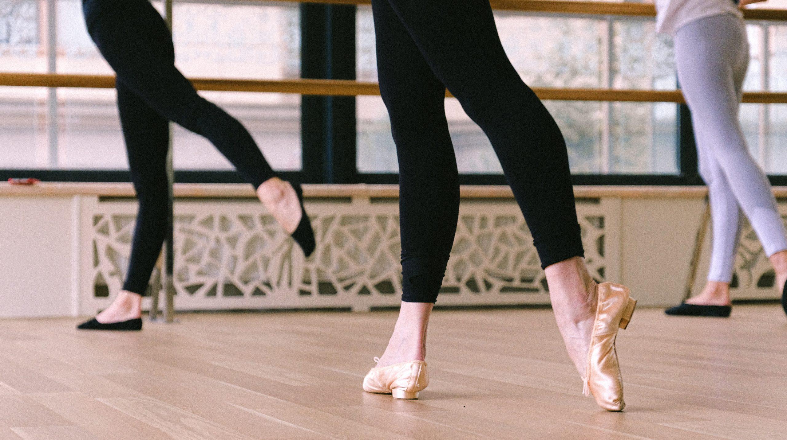 Balletles voor volwassenen balletkleding