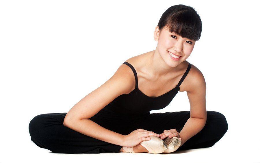 Ballet butterfly oefeningen