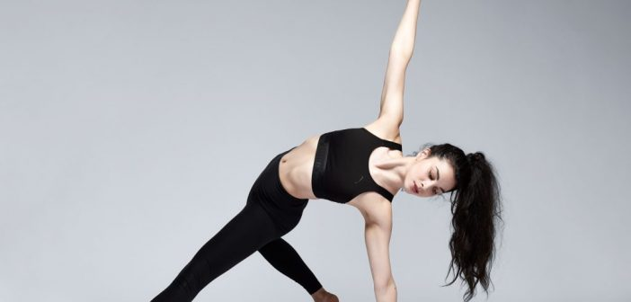 Ballet fitness workout oefeningen