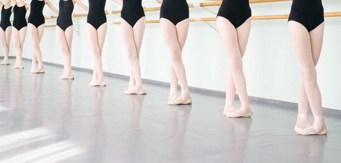 hoe ziet de balletles eruit