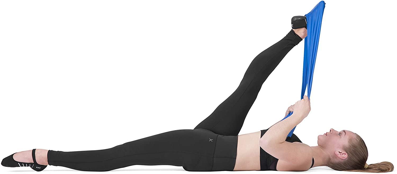 bloch spagaat leren exercise band
