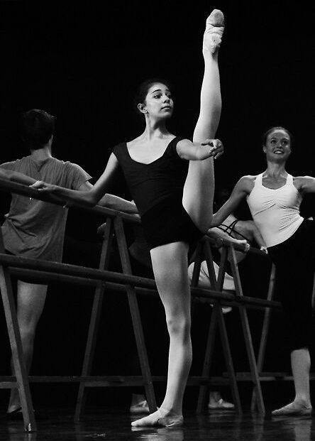 grand battement ballet